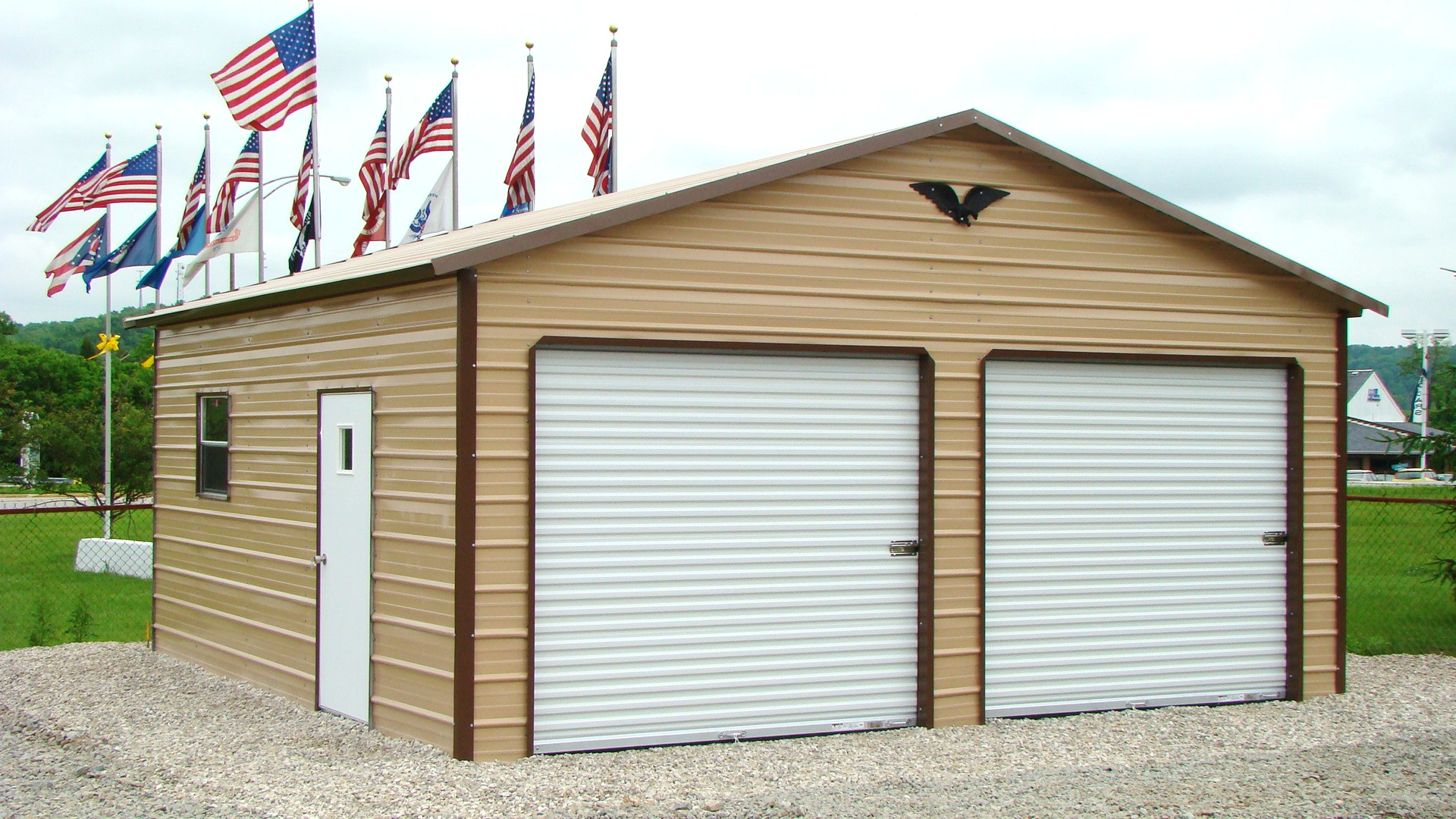 Carports garages for Garages and carports