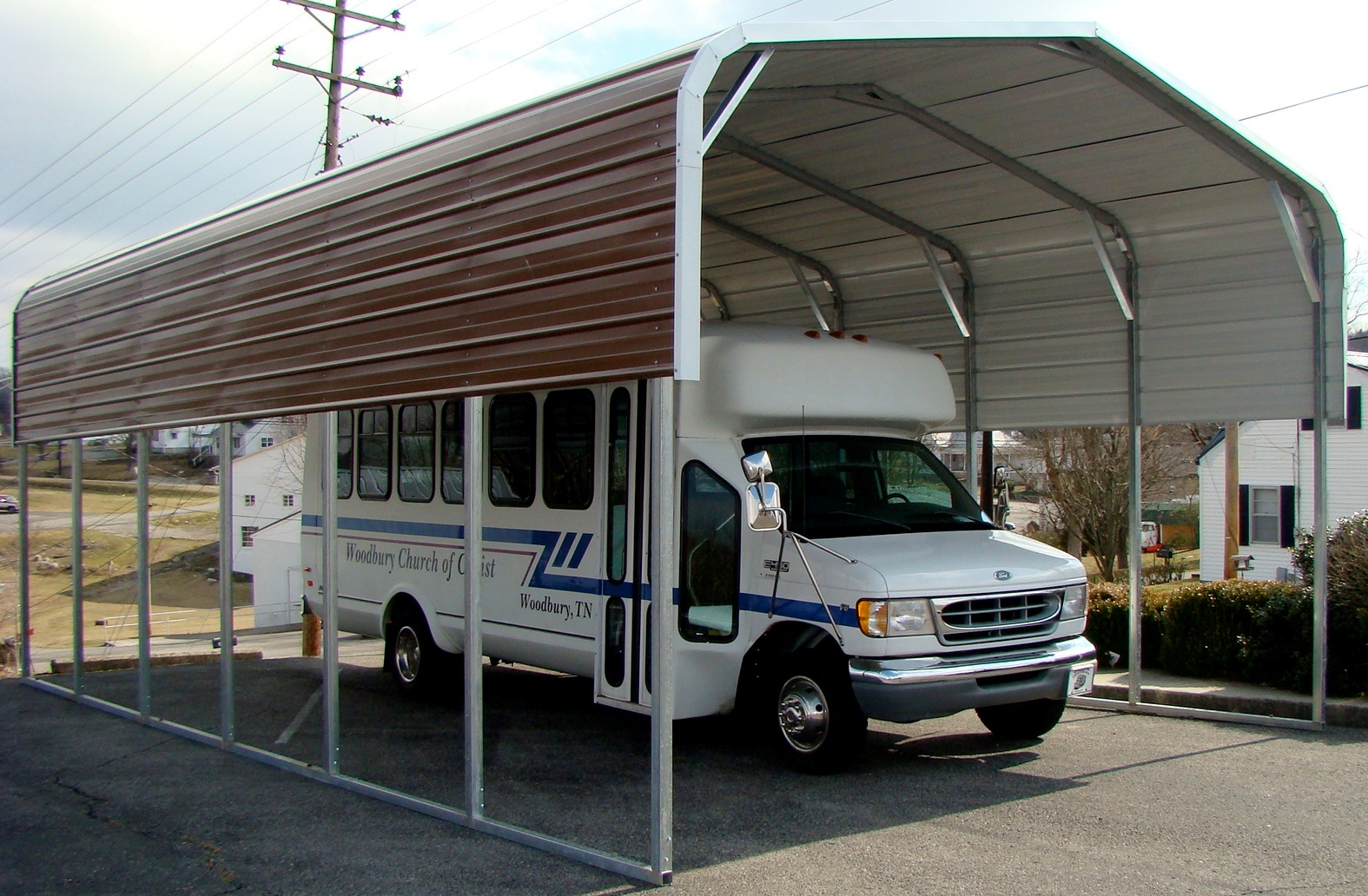 24 luxury portable rv carports for Carports for motorhomes